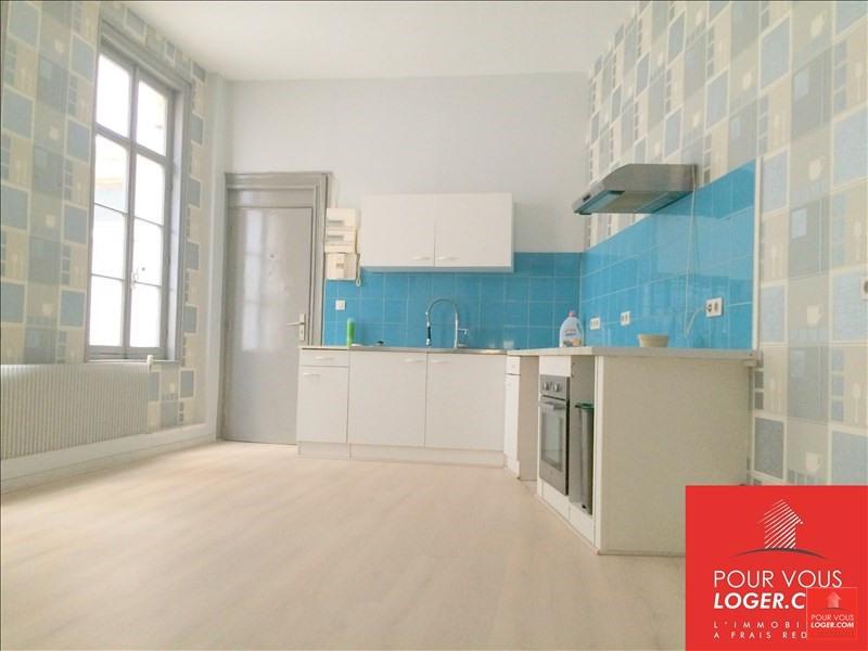 Rental apartment Boulogne sur mer 650€ CC - Picture 1