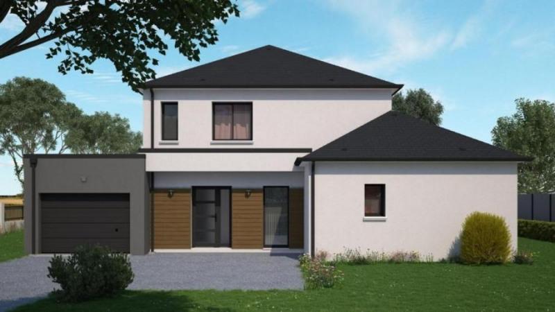 Maison  5 pièces + Terrain 870 m² Briollay par maisons Ericlor