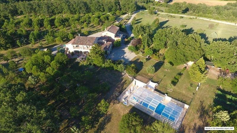 Vente de prestige maison / villa Barjac 895000€ - Photo 1