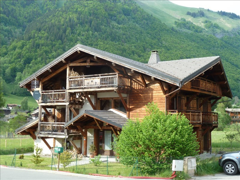 Deluxe sale house / villa Montriond 1 295 000€ - Picture 1