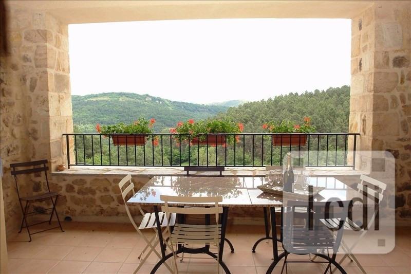 Vente de prestige maison / villa Aubenas 990000€ - Photo 4