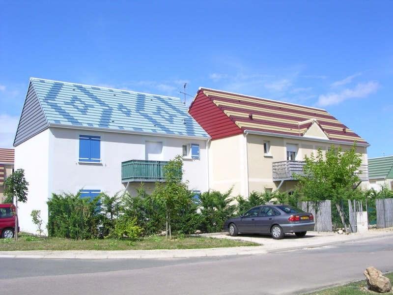 Rental apartment Auxerre 463€ CC - Picture 1