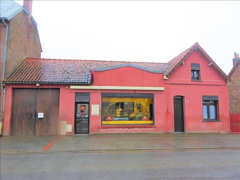 Vente maison / villa Epehy 153000€ - Photo 1
