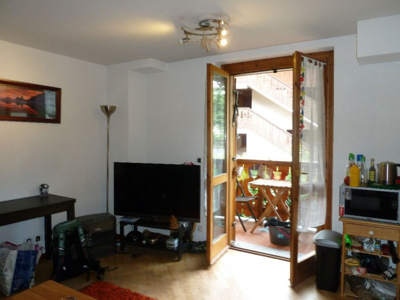 Sale apartment Les houches 250 000€ - Picture 2