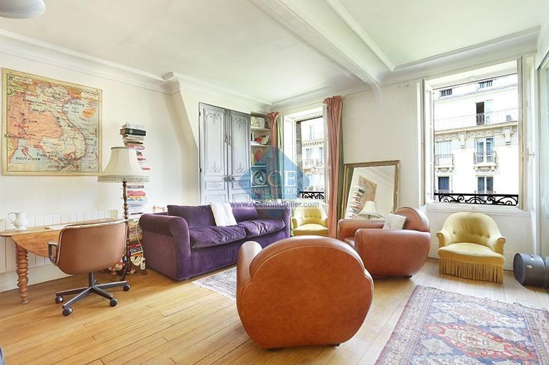 Sale apartment Paris 4ème 600000€ - Picture 1