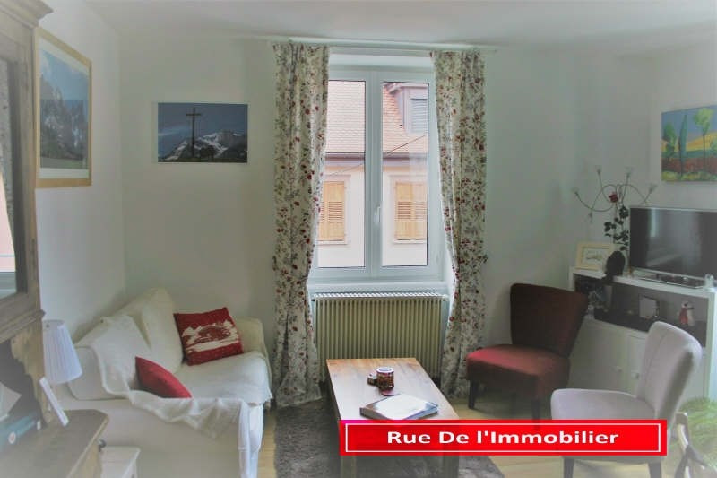 Investment property apartment Saverne 132 680€ - Picture 1