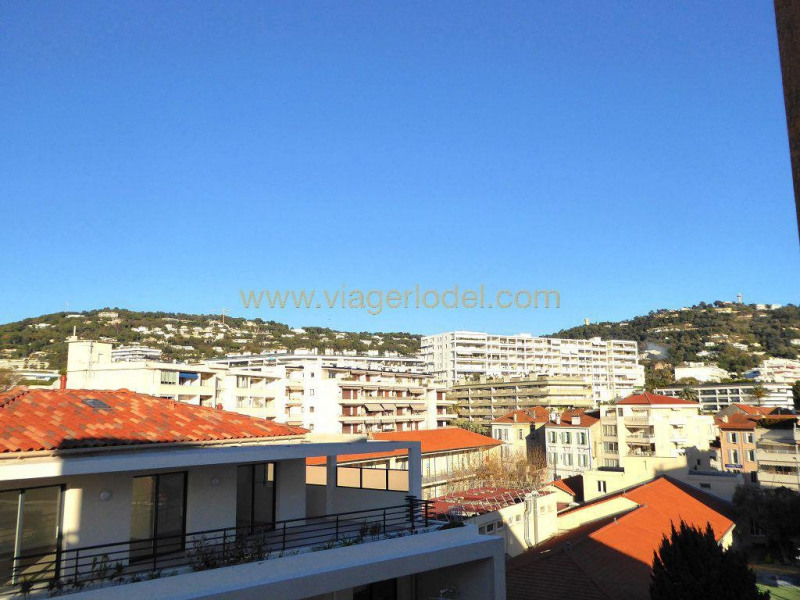 Life annuity apartment Cannes 273 000€ - Picture 11