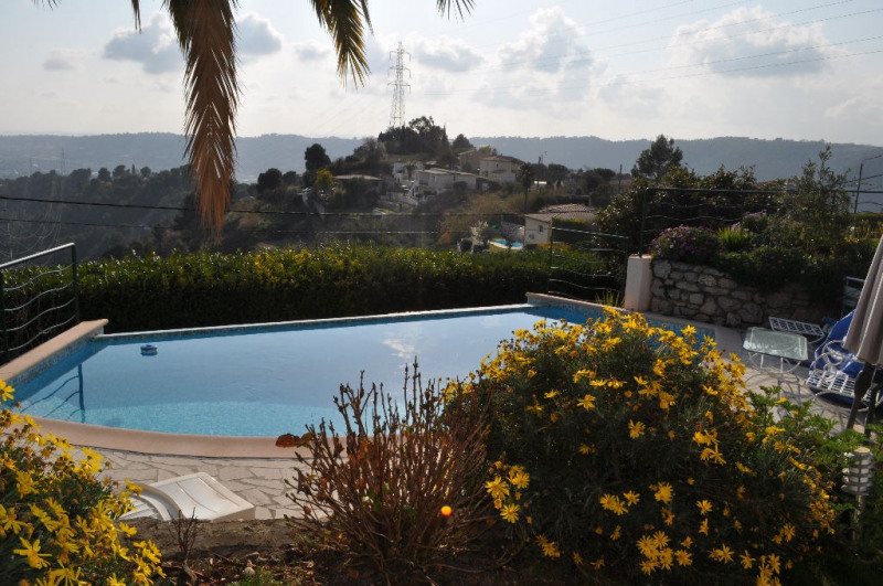 Deluxe sale house / villa Nice 940 000€ - Picture 4