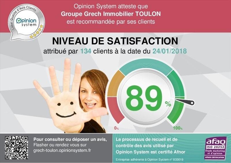 Sale apartment Toulon 200000€ - Picture 4