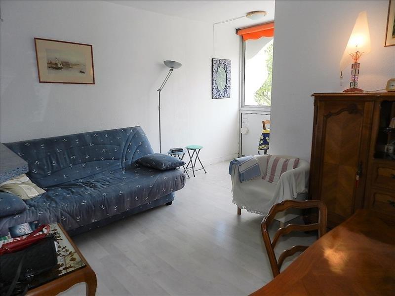 Vente appartement La grande motte 132000€ - Photo 1