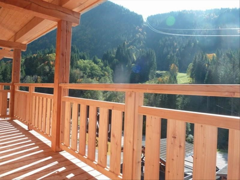 Sale apartment Morzine 539 000€ - Picture 2