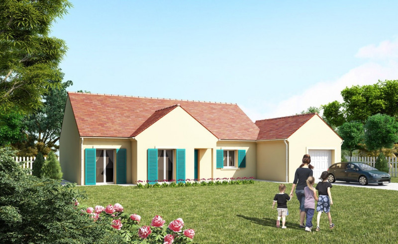 Maison  5 pièces + Terrain Dourdan par MAISONS PIERRE