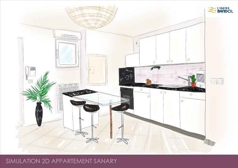 Sale apartment Sanary sur mer 229000€ - Picture 1