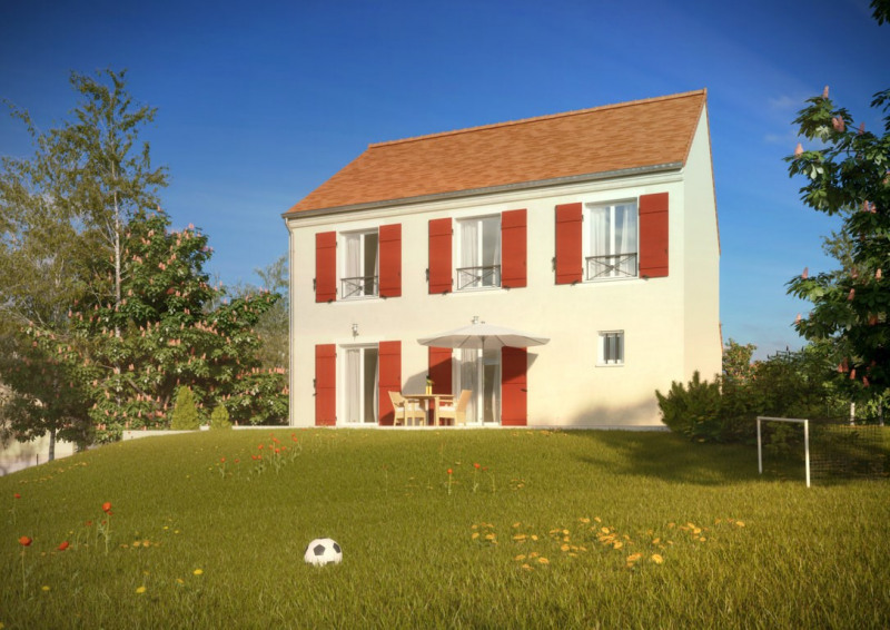 """Modèle de maison  """"Modèle de maison 5 pièces"""" à partir de 5 pièces Seine-Saint-Denis par Maison pierre"""