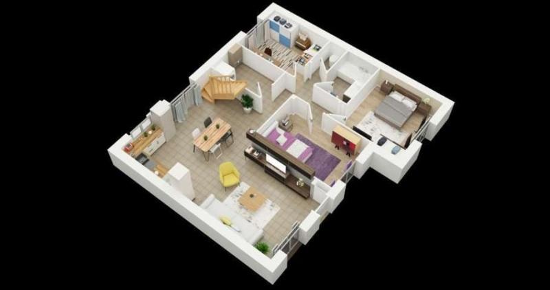 Maison  6 pièces + Terrain Fonsommes par MAISONS PIERRE