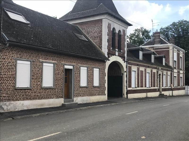 Sale house / villa Queant 347985€ - Picture 1