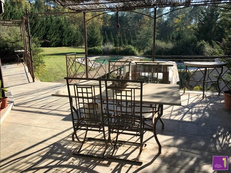Verkauf von luxusobjekt haus Vallon pont d arc 645000€ - Fotografie 6