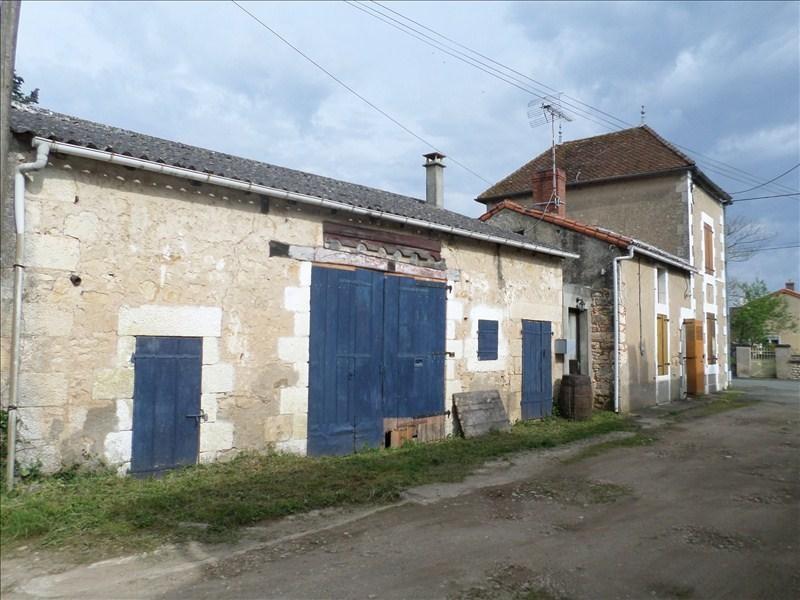 Vente maison / villa Mazerolles 49500€ - Photo 2