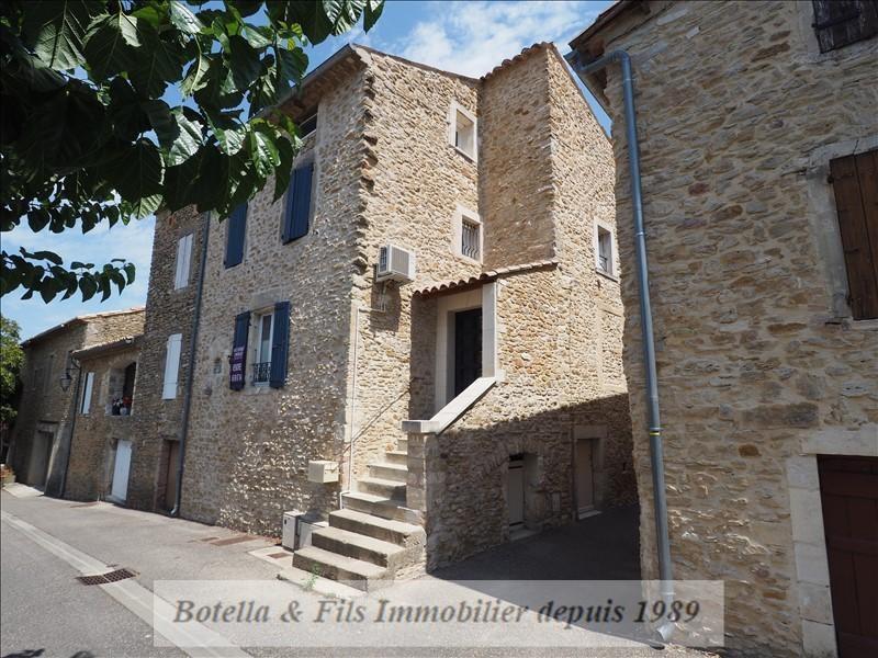 Vente maison / villa Goudargues 172000€ - Photo 1