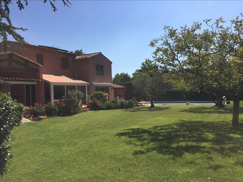 Vente de prestige maison / villa Aix en provence 795000€ - Photo 1