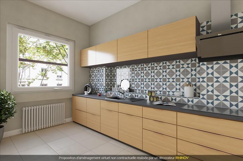 Vente de prestige appartement Lyon 6ème 750000€ - Photo 1