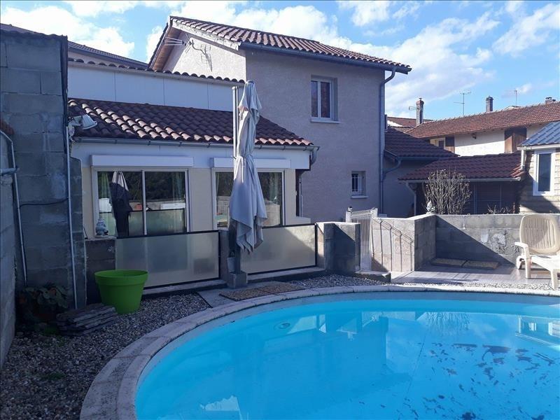 Vente maison / villa Chavanoz 322000€ - Photo 7