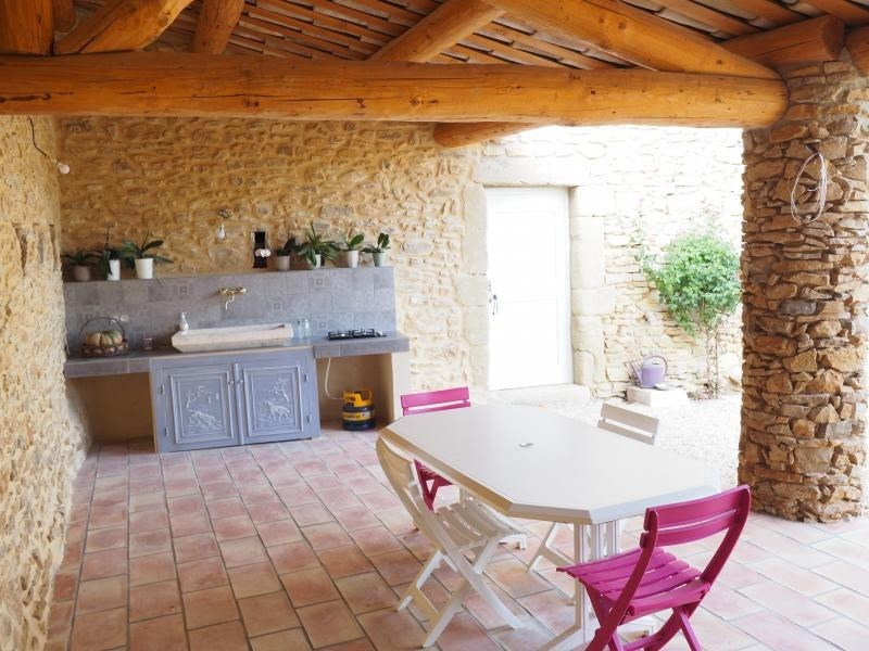 Deluxe sale house / villa Uzes 579 000€ - Picture 3