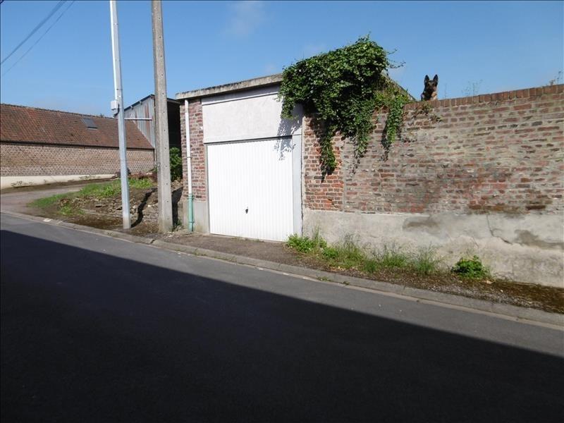 Vente maison / villa Oisy le verger 75000€ - Photo 4