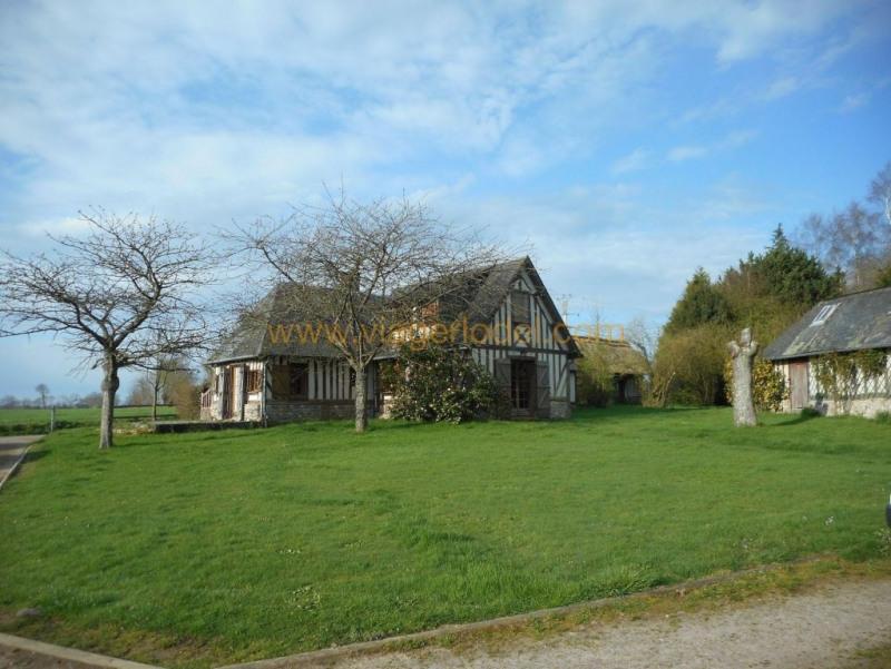 Lijfrente  huis Martainville 190800€ - Foto 1