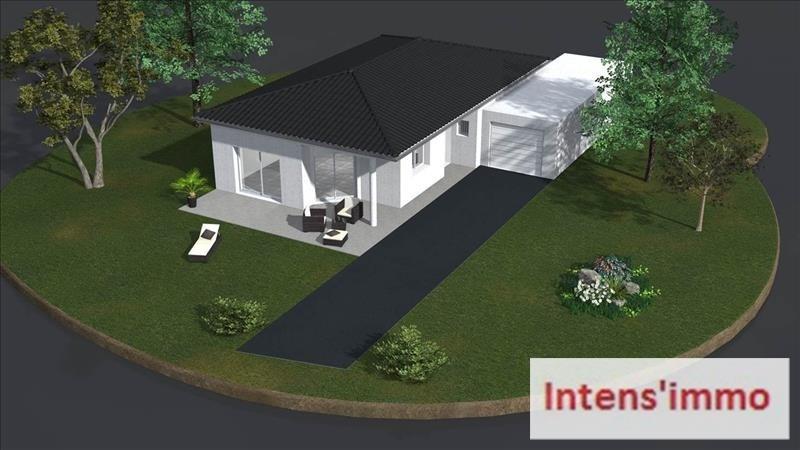 Vente maison / villa Mours st eusebe 342000€ - Photo 1