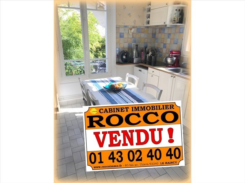 Vente maison / villa Le raincy 419 000€ - Photo 5