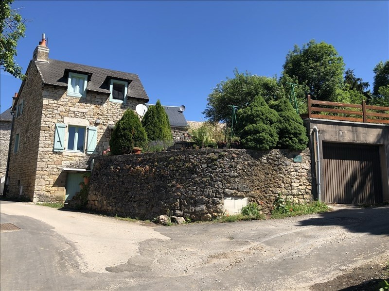 Vente maison / villa Bertholene 83000€ - Photo 8