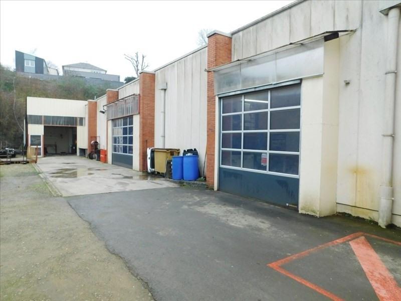 Location local commercial Lecousse 2000€ HT/HC - Photo 1
