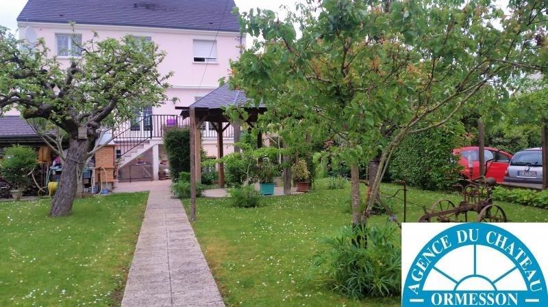 Sale house / villa Le plessis trevise 775000€ - Picture 1