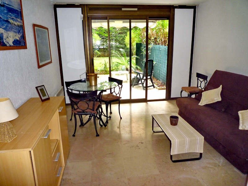 Sale apartment Nice 169 000€ - Picture 1