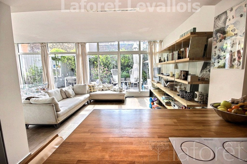Vente de prestige appartement Levallois perret 1140000€ - Photo 4