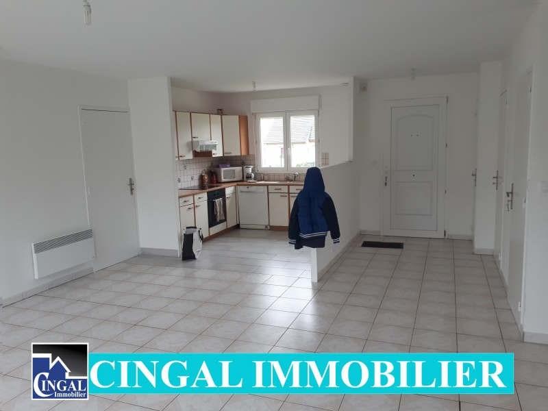 Sale house / villa Mondrainville 240000€ - Picture 1