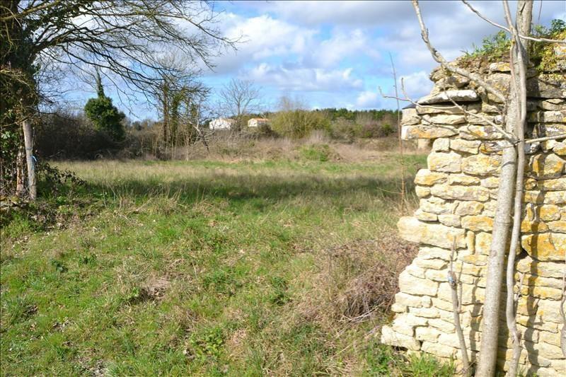 Vente terrain Surgeres 70000€ - Photo 1
