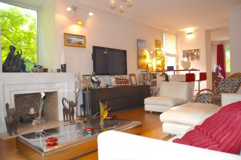 Verkauf von luxusobjekt haus La varenne st hilaire 1900000€ - Fotografie 4