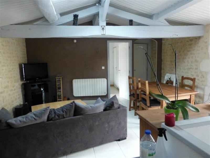 Rental apartment Saint-jean-d'angély 525€ +CH - Picture 1