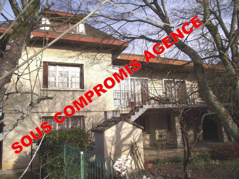 Sale house / villa Cuisery -  2 h de geneve 198000€ - Picture 1