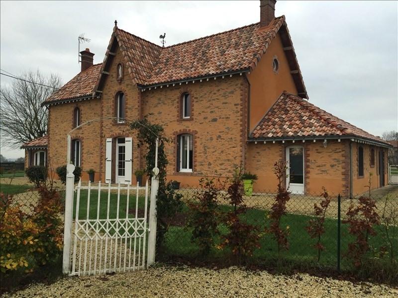 Sale house / villa Le pin en mauges 225800€ - Picture 1