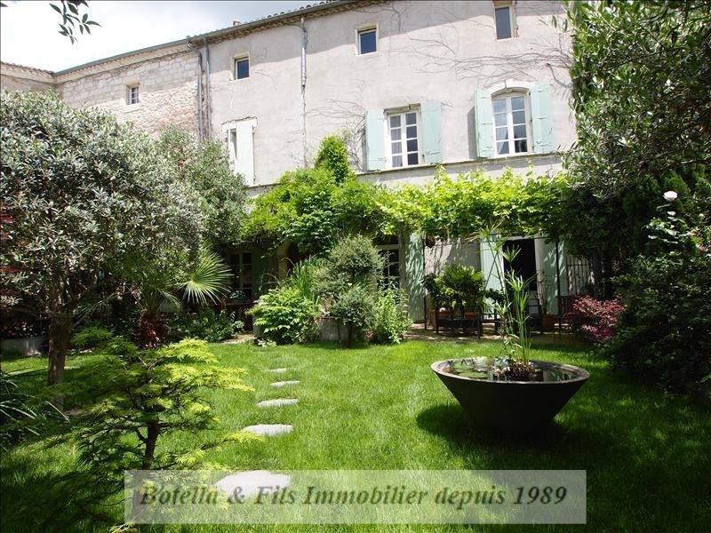 Immobile residenziali di prestigio castello Uzes 595000€ - Fotografia 1