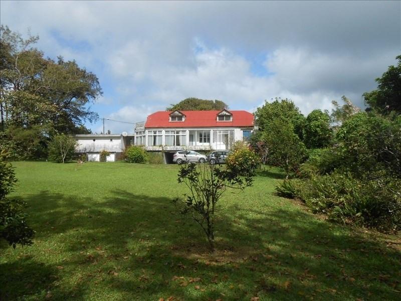 Sale house / villa Gourbeyre 344000€ - Picture 1