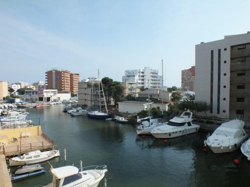 Location vacances appartement Roses, santa-margarita 384€ - Photo 1