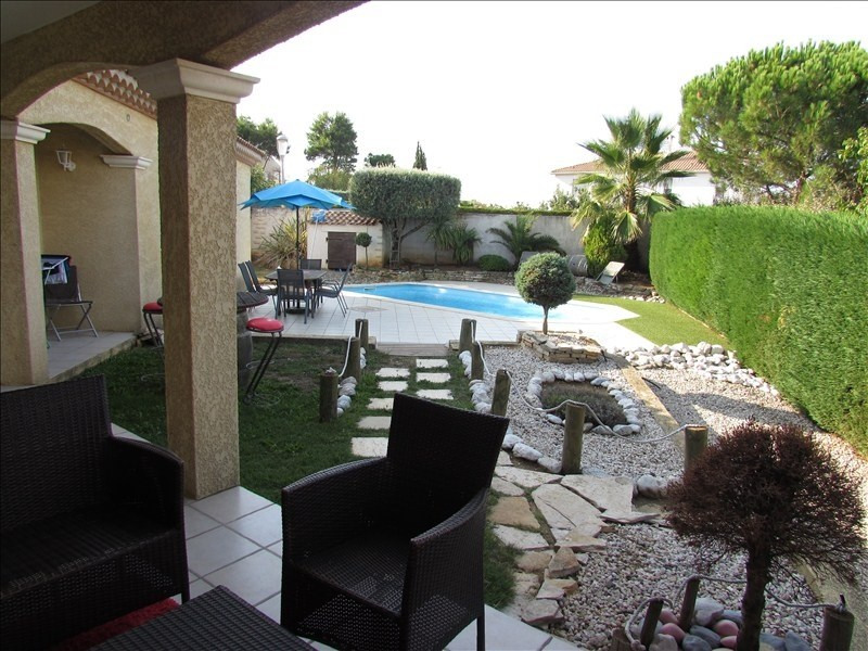 Sale house / villa Portiragnes 394 000€ - Picture 2