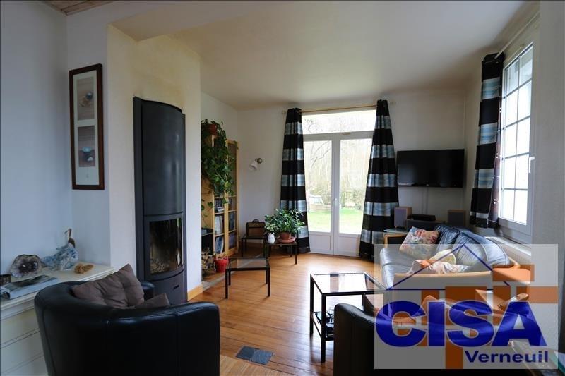 Sale house / villa Verneuil en halatte 273000€ - Picture 2