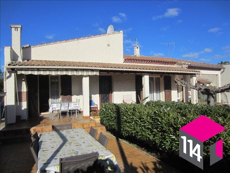 Vente maison / villa St bres 370000€ - Photo 1