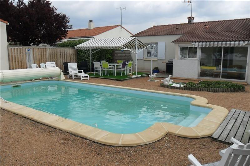 Sale house / villa Jard sur mer 229900€ - Picture 1
