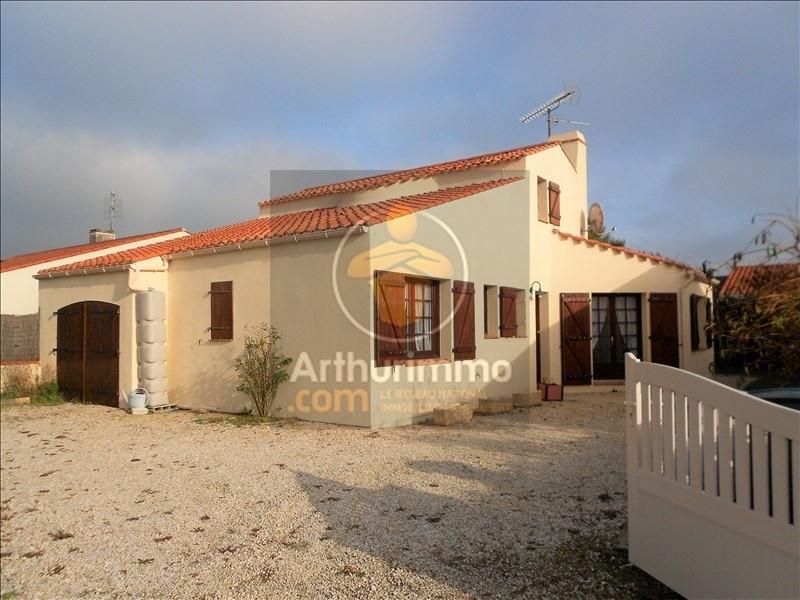 Sale house / villa St jean de monts 241500€ - Picture 1
